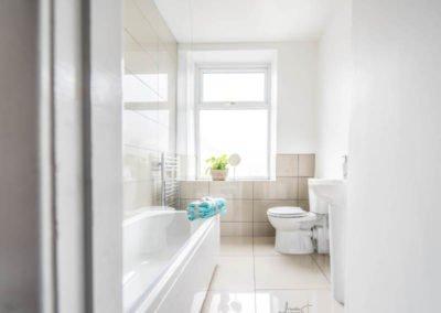 Padiham Road Refurbishment Bathroom