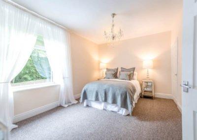 Padiham Road Refurbishment Bedroom