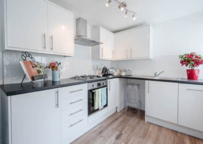 Padiham Road Refurbishment Kitchen