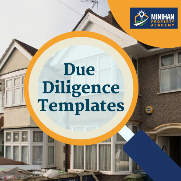 MPA Due Diligence Templates