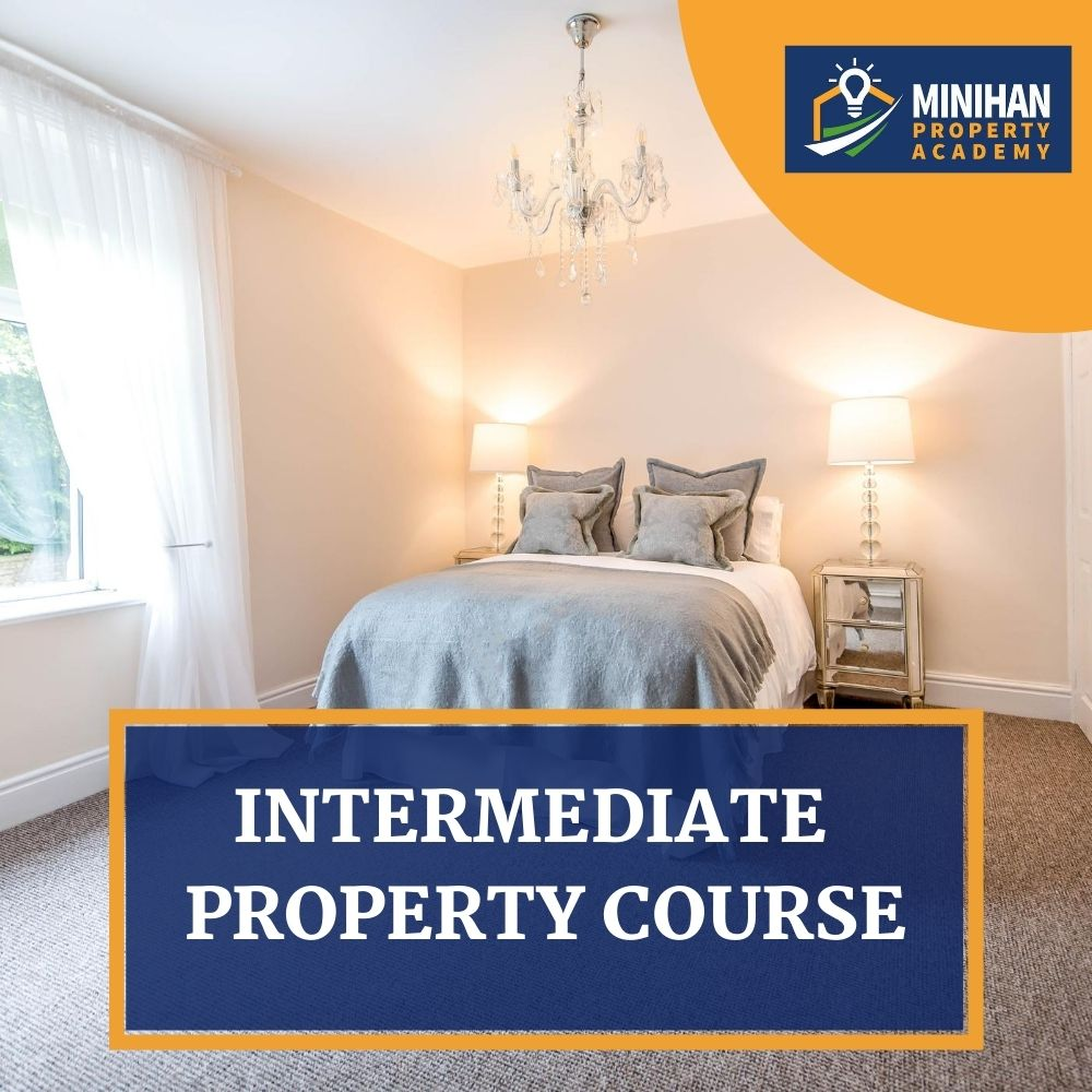 Minihan Property Academy Intermediate Property Course